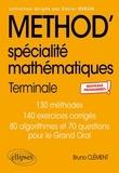 Bruno Clément - Spécialité Mathématiques - Terminale - nouveaux programmes.