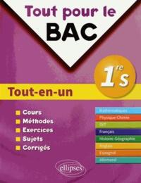 Bruno Clément - Tout pour le Bac 1e S.