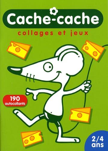 Bruno Coispel - Collages et jeux - 2/4 ans.