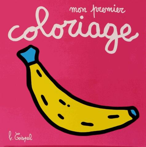 Mon Premier Coloriage Banane