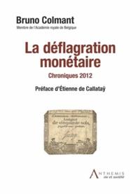 Alixetmika.fr La déflagration monétaire - Chroniques 2012 Image