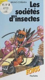 Bruno Corbara et  Palais de la découverte - Les sociétés d'insectes.
