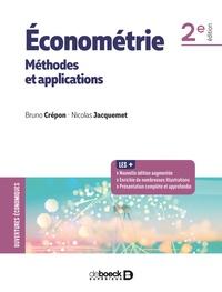 Bruno Crépon et Nicolas Jacquemet - Econométrie - Méthode et applications.