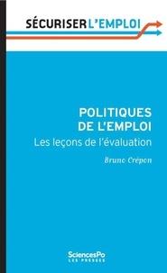 Politiques de l'emploi- Apprendre de l'expérience - Bruno Crépon pdf epub