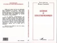 Bruno Curatolo - Les ecrivains et leurs lectures philosophiques.