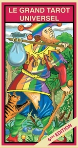 Ebooks pdf text download Le grand tarot universel 9782951993310