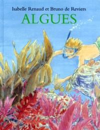 Bruno de Reviers - Algues.