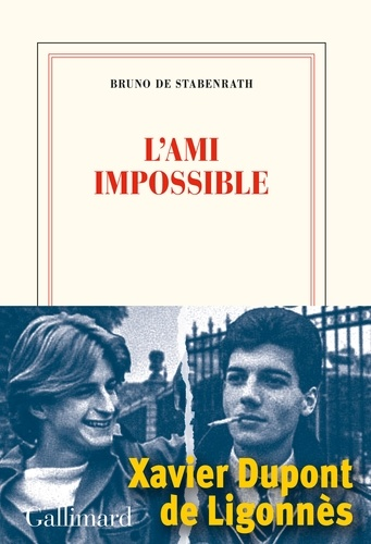 L'ami impossible - Format ePub - 9782072866562 - 15,99 €
