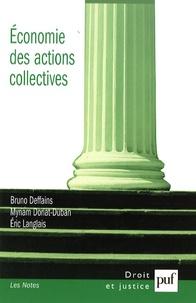Bruno Deffains et Eric Langlais - Economie des actions collectives.