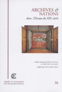 Archives et nations dans lEurope du XIXe siècle.pdf
