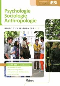 Bruno Delon - Psychologie Sociologie Anthropologie UE 1.1.