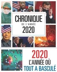 Bruno Deniel-Laurent et Marie-Luce Nemo - Chronique de l'année 2020.