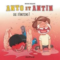 Bruno Dequier - Anto et Antin 3 : Anto et Antin - Tome 3 - Que d'émotions !.
