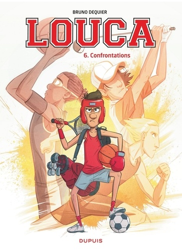 Louca Tome 6 Confrontations