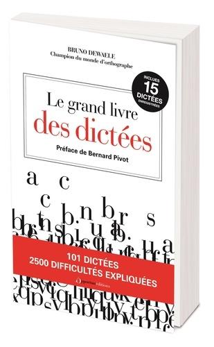Bruno Dewaele - Le grand livre des dictées. 1 CD audio
