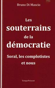 Checkpointfrance.fr Les souterrains de la démocratie - Le monde selon Soral et les complotistes Image