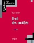Bruno Dondero - Droit des sociétés.
