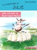 Bruno Doutremer - Julie s'envole au Mont-Saint-Michel.