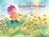 Bruno Doutremer - La petite fille fleur.