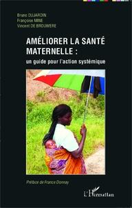 Deedr.fr Améliorer la santé maternelle : un guide pour l'action systémique Image