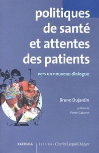 Rhonealpesinfo.fr Politiques de santé et attentes des patients - Vers un dialogue constructif Image