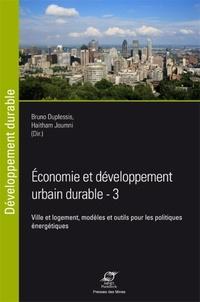 Economie et développement urbain durable - Ville et logement, modèles et outils pour les politiques énergétiques.pdf
