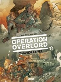 Bruno Falba et Davidé Fabbri - Opération Overlord Tome 4 : Commandant Kieffer.