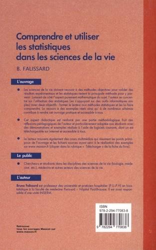 Comprendre et utiliser les statistiques dans les sciences de la vie 3e édition
