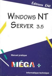 Bruno Ferec - Windows NT Server 3.5.