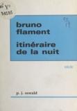 Bruno Flament - Itinéraire de la nuit.