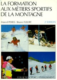 Bruno Fleury et Marcel Pérès - .