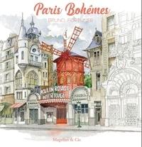 Bruno Fortuner - Paris, quartiers bohèmes.