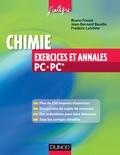 Bruno Fosset et Jean-Bernard Baudin - Chimie - Exercices et annales PC-PC*.