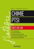 Bruno Fosset et Jean-Bernard Baudin - Chimie PTSI tout-en-un.