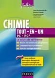 Bruno Fosset - Chimie tout-en-un PC-PC*.