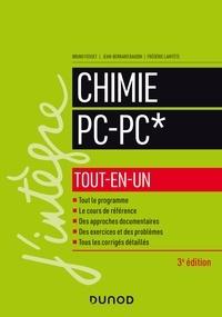 Bruno Fosset et Jean-Bernard Baudin - Chimie tout-en-un PC-PC*.