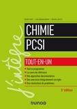 Bruno Fosset et Jean-Bernard Baudin - Chimie tout-en-un PCSI - 5e éd..