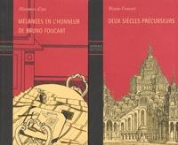 Bruno Foucart - Essais et mélanges Coffret 2 volumes : Histoires d'art ; Deux siècles précurseurs.