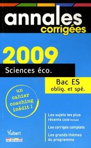 Bruno François - Sciences éco Bac ES.