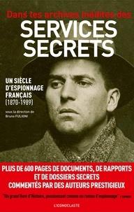 Dans les archives inédites des services secrets - Un siècle despionnage français (1870-1989).pdf