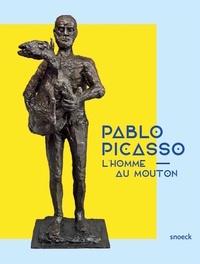 Bruno Gaudichon - L'homme au mouton - Pablo Picasso.