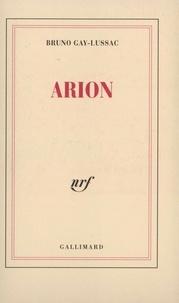 Bruno Gay-Lussac - Arion.