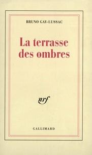 Bruno Gay-Lussac - La terrasse des ombres.