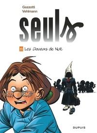 Bruno Gazzotti et Fabien Vehlmann - Seuls Tome 11 : Les cloueurs de nuit.