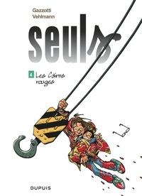 Bruno Gazzotti et Fabien Vehlmann - Seuls Tome 4 : Les cairns rouges.