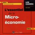 Bruno Gendron - L'essentiel de la micro-économie.