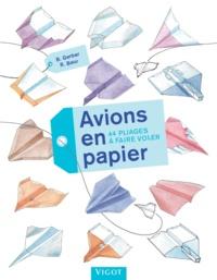 Deedr.fr Avions en papier - 44 pliages à faire voler Image