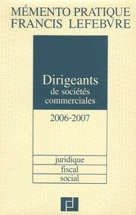 Bruno Gouthière et Pascal Julien Saint-Amand - Dirigeants de sociétés commerciales - Juridique, fiscal, social.