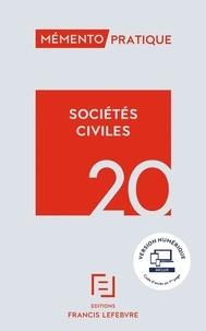 Bruno Gouthière et Jean-Pascal Regoli - Sociétés civiles.