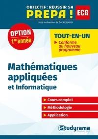 Bruno Grébille - Mathématiques appliquées et informatique - Première année.